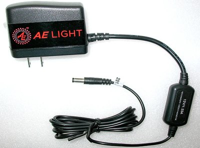 Charger: 120/240VAC AEX20, AEX25