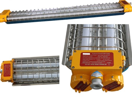 40W Explosion Proof Led Industrial Light