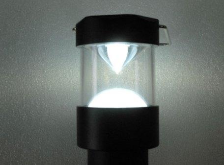 LED Flashlight Lantern Head