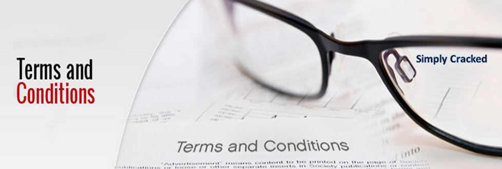Terms & Conditions | Spinit
