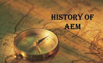 adobe aem history