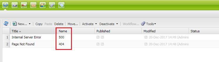 Custom error pages using ACS-Commons Error Handler | AEM CQ5