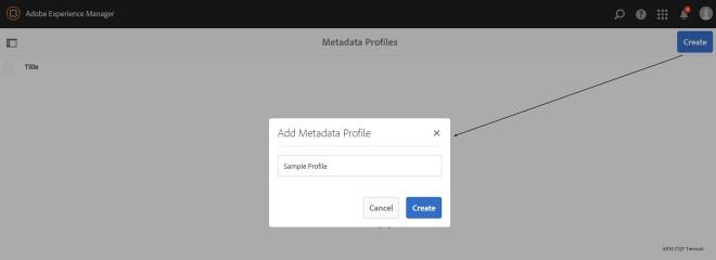 aem-assets-metadata-profiles