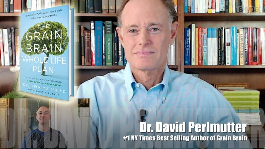 Dr. David Perlmutter on The Grain Brain Whole Life Plan