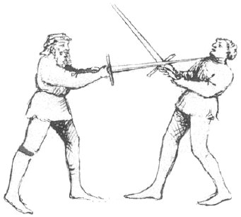 Image result for wounding with a sword