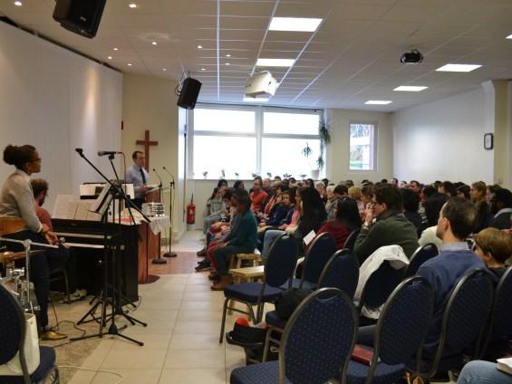 Eglise Evangélique Bruxelles-Woluwe