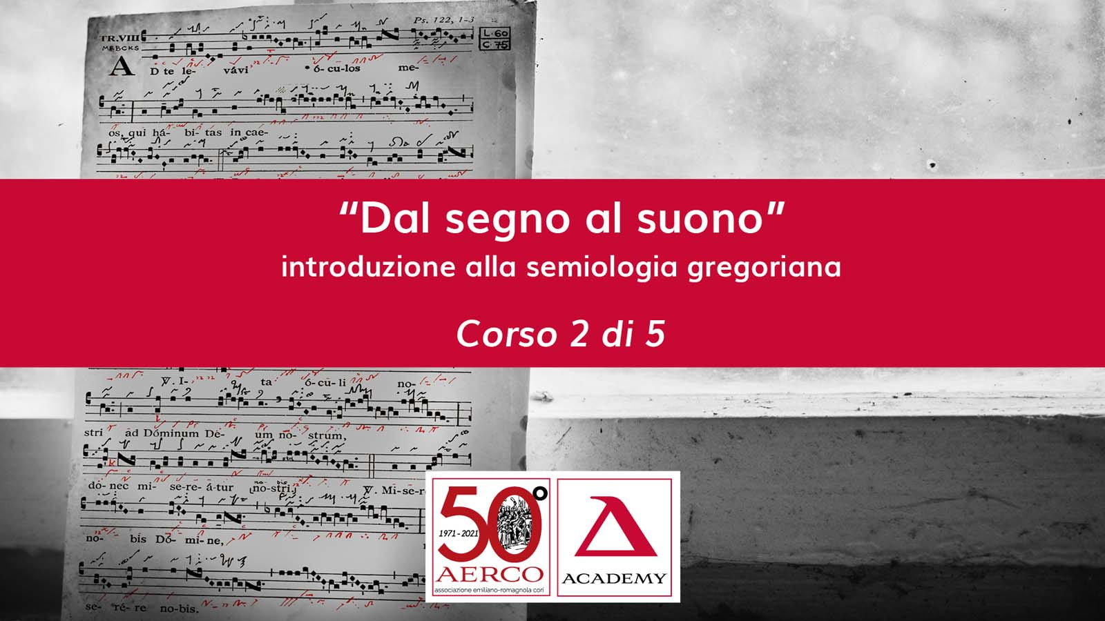 Video Manuale di Canto Gregoriano: Corso 2