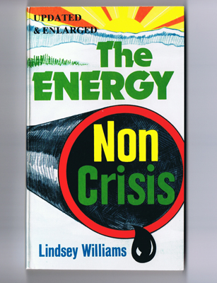 The cover of Lindsey Williams' Book