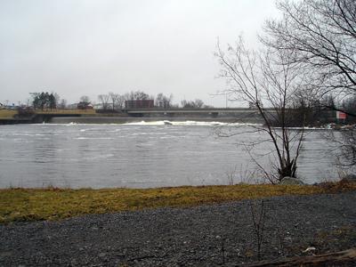 Rain on the Weir, Sunday