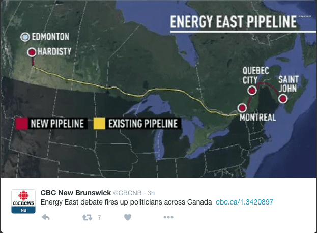 pipeline map