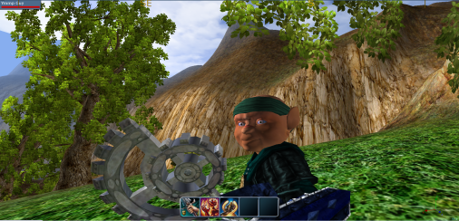 Ymmp character screenshot.