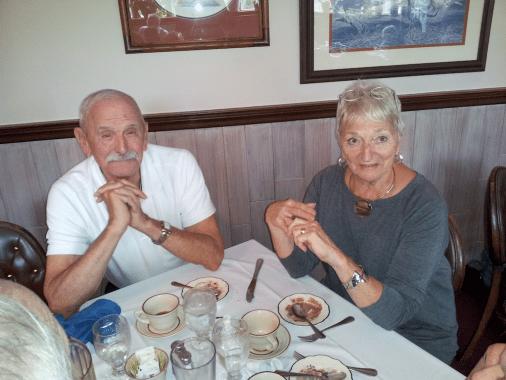 George & Bev Newell