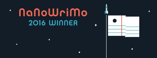 NaNo 2016 Winner Banner