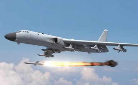 Bombardeiro H-6K da China deverá ser armado com armas hipersônicas - Poder Aéreo - Aviação Militar, Indústria Aeronáutica e de Defesa