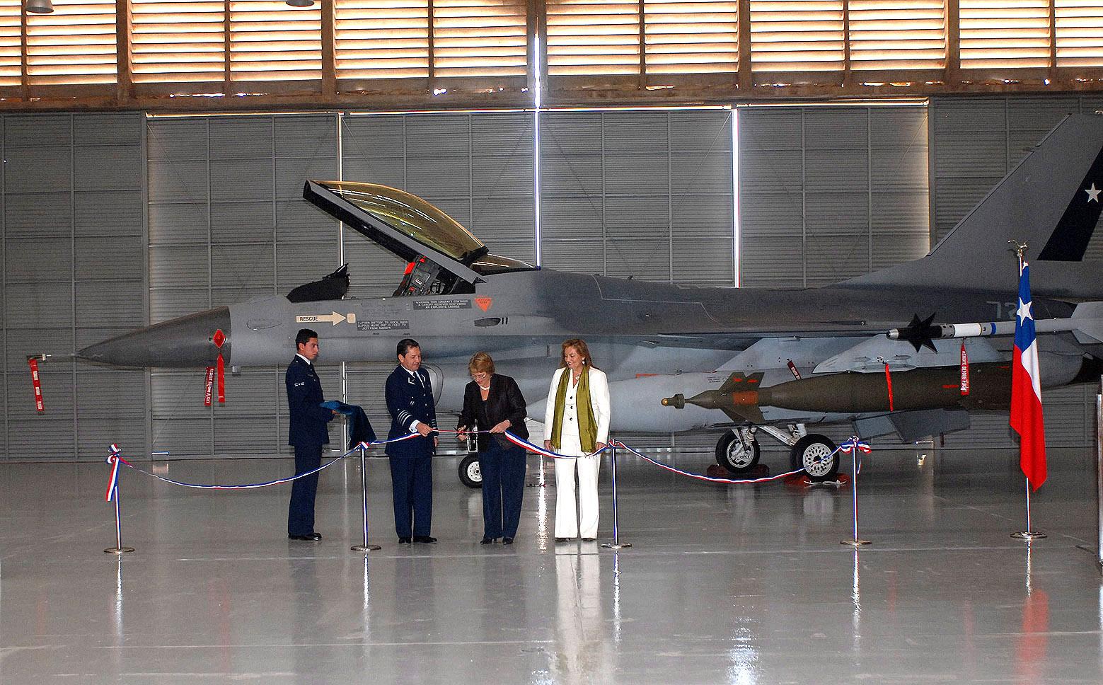F-16 MLU da FAP (http://www.aereo.jor.br)