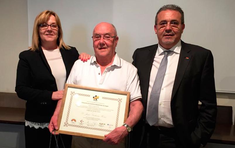 Aergi participa en el VI Congreso de la Federación de Alcohólicos Rehabilitados de Aragón