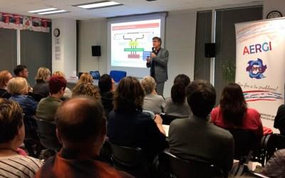 'Cerebro y Adicción' Conferencia de Gurutz Linazasoro en Aergi