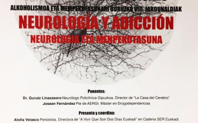 AERGI Día sin alcohol 2019 - cartel