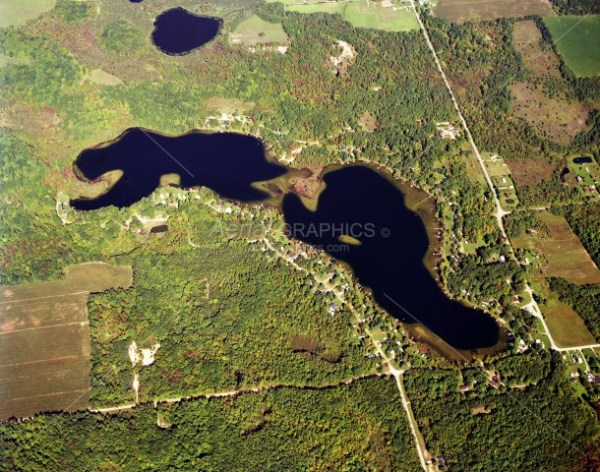 Montcalm Lake in Montcalm County - Photo 559