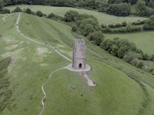 Glasonbury Aerial Photography