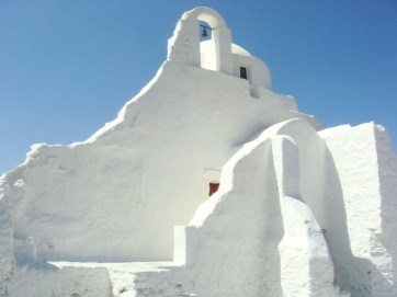Church of Paraportiani, Mykonos