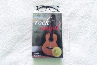 Rock Angel by Jeanne Bogino