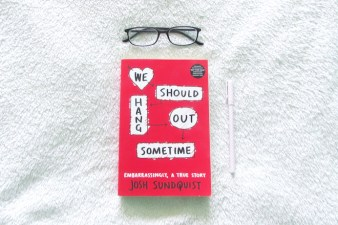 We Should Hang Out Sometime by Josh Sunquist