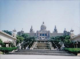 museo nacional d'art de catalunya - barcelona
