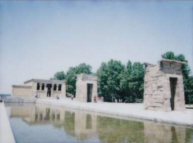 temple debod - madrid