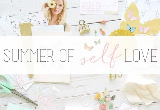 summer of self love aerialovely