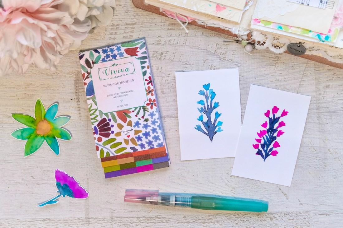 viviva watercolors
