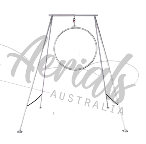 aerial rig and Lyra Hoop For Sale