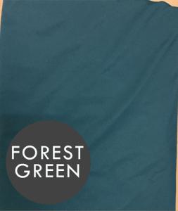 forest green aerial silks
