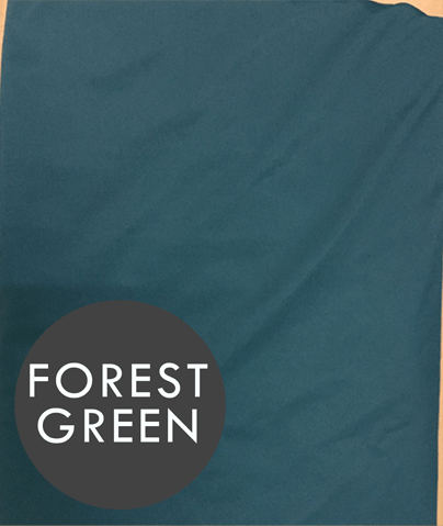 forest green aerial silks