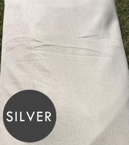 silks silver for sale