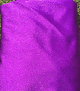 dark purple aerial silks