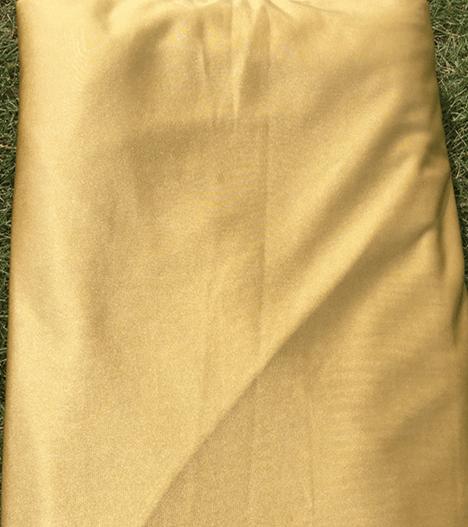 gold aerial silks
