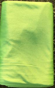 grass green aerial silk