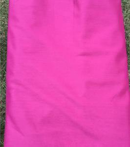 rose red aerial silks