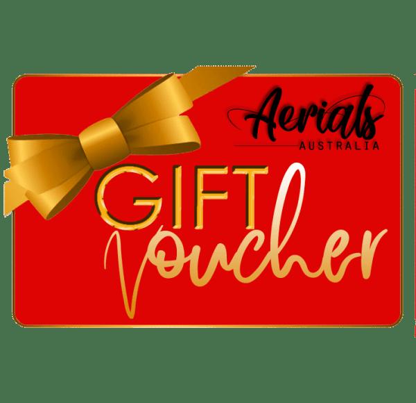 Aerials Australia gift voucher