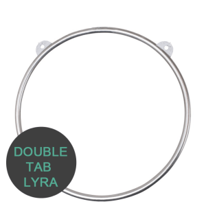 DOUBLE tab aerial lyra for sale