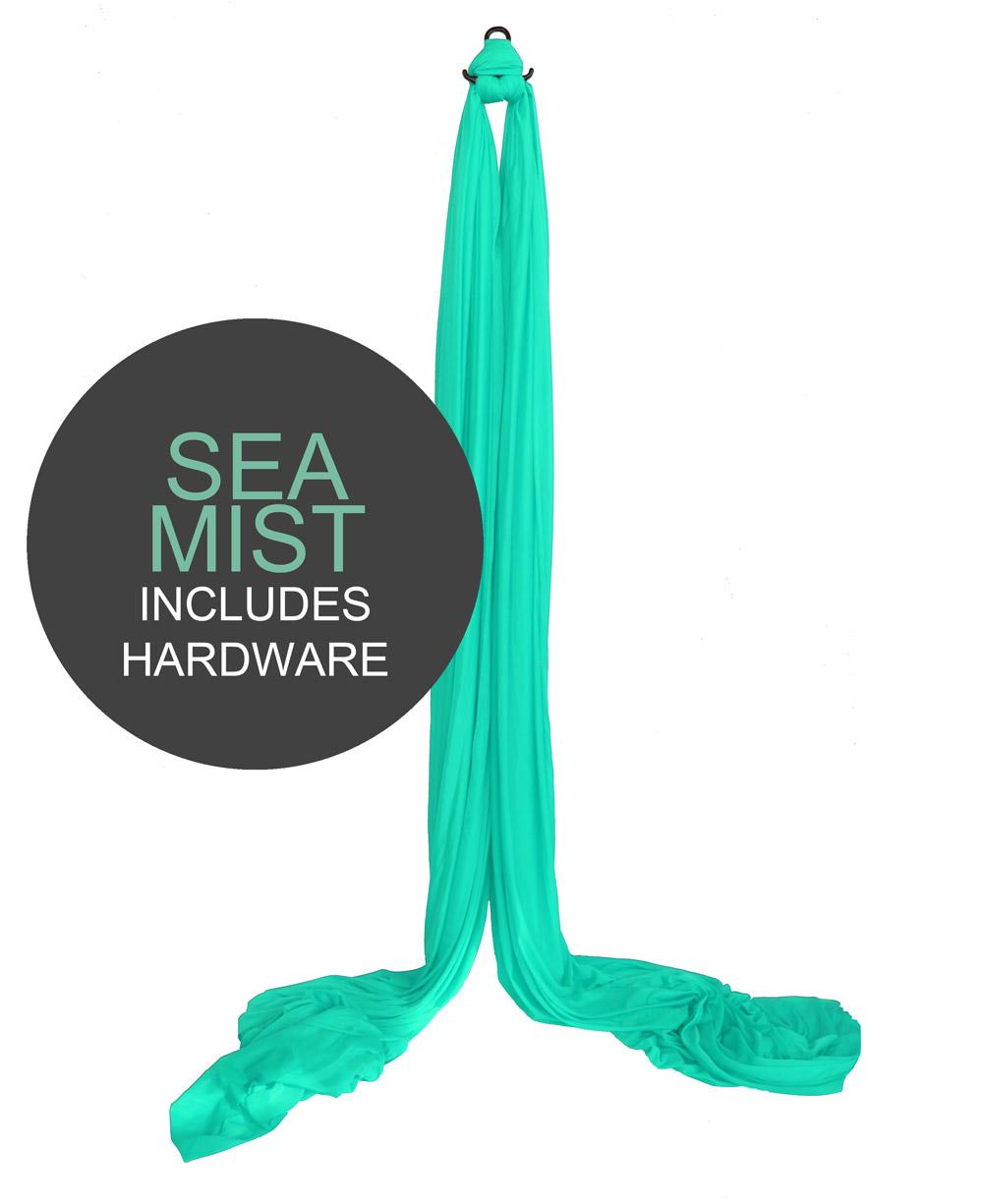 Sea Mist Aerial Aerial Silks For Sale