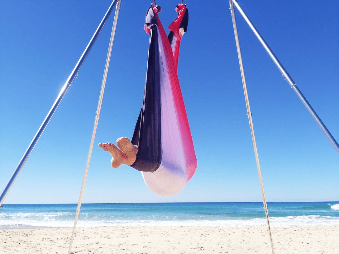 OMBRE AERIAL YOGA HAMMOCKS FOR SALE