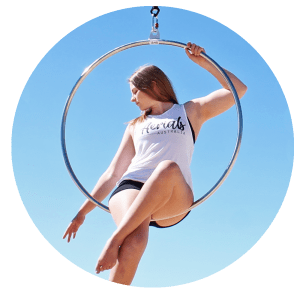 aerial lyra aerial hoop for sale