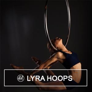 AERIAL LYRAS | HOOPS