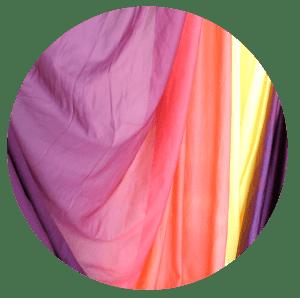 Desert Ombre Aerial Silks
