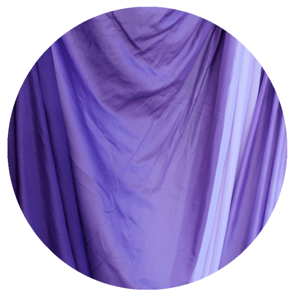 Pixie Dust Ombre Aerial Silks