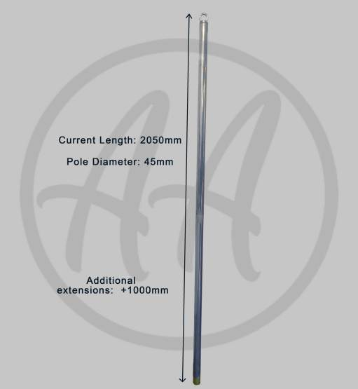 Aerial Pole For Sale