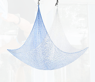 blue white Aerial net for sale