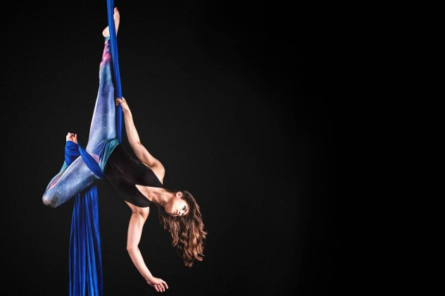 Freedom Seekers - Aerial Silks for female refugees